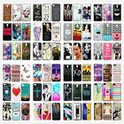 Hot New Pattern Hard Back Case Cover For iPhone 5 5S 5C & Iphone 6S 6plus 4 4s