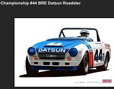 Championship BRE #44 Datsun Roadster. Car Poster New! Own It!