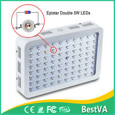 Bestva 800W LED Grow light Panel Full Spectrum For Medical Plants Veg-Bloom