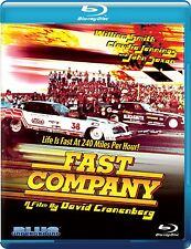 FAST COMPANY (1972 David Cronenberg)  -  Blu Ray - Sealed Region free for UK