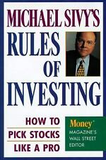 G, Michael Sivy's Rules of Investing: How to Pick Stocks Like a Pro, Sivy, Micha