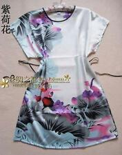 New Woman's Sexy Sleepwear Robe Loungewear Nightwear Dress Free Shipping