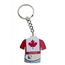 Rugby World Cup 2015 Canada Jersey Flag Key Ring