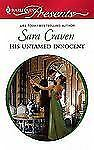 His Untamed Innocent - By : Sara Craven ( Presents )