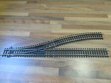 *NEW* Hornby R8072 Left Hand Point R600 Straight R606 Curved Nickel Silver Track