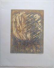 Jean Luc Le Floch gravure série Variation P 857