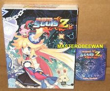 PS3 Mugen Souls Z Limited Edition + Zodiac Key Chain New Sealed PlayStation 3