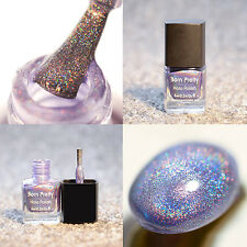 1Pc 6ml Born Pretty 8# Nail Art Polish Varnish Holographic Holo Glitter Hologram