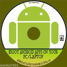 Uso Android App's On your Windows Pc Super App De Android Emulador Cd Nuevo