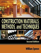 Construction Materials, Methods, and Techniques-ExLibrary