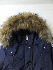 Women Ladies New Long Winter Thick Warm Padded FurHood Puff Parka/Coat/Jacket151