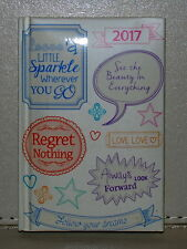 Small Handy Size Pocket Diary 2017 Inspirational Quotes