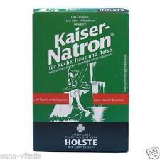 HOLSTE Original Kaiser Natron 5 x 50gr für Küche, Haus und Reise
