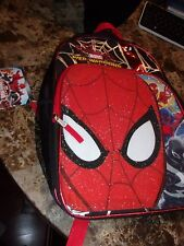 NWT MARVEL SPIDERMAN BACKPACK 16 INCH