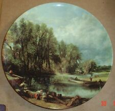 Royal Doulton CONSTABLE STRATFORD MILL Collectors Plate