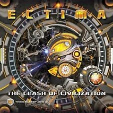 ECTIMA - THE CLASH OF CIVILIZATION  CD NEU