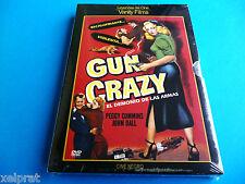 GUN CRAZY / El demonio de las armas - Precintada