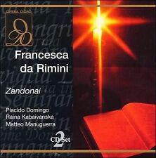 Zandonai - Francesca da Rimini / Domingo, Kabaivanska, Manuguerra, Queler by Ri