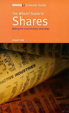 Which? Guide to Shares (  Which?  Consumer Guides),GOOD Book