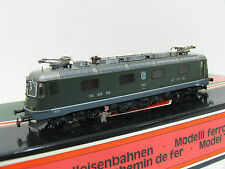 HAG Nr.197 E-LOK Re 6/6 GRÜN TAVANNES  WP72