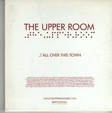 (CV517) The Upper Room, All Over This Town - 2005 DJ CD