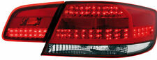 BMW E92 3 Series Coupe 2007-2009 Dectane LED Red & Clear Taillight Set 4 NEW