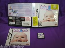 Nintendo DS Baby Pals Game Complete