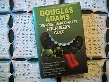 The More Than Complete Hitchhiker's Guide (Douglas Adams, 1986 HCDJ)
