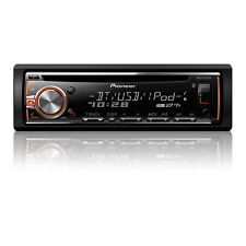 Pioneer DEH-X6800BT Car CD Receiver w/ Built in Bluetooth Aux USB New DEHX6800BT