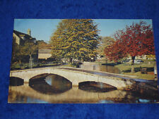 BOURTON ON THE WATER, GLOUCESTERSHIRE.POSTED 1958.