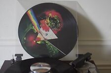 Rare LP art The dark side of the moon live philadelphia 1973 pink floyd