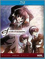 EF: A TALE OF MEMORIES COMPLETE COLLECTION - BLU RAY - Region A - Sealed