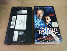 ^ The Silent Touch OoP VHS Movie Max von Sydow, Lothaire Bluteau, Sarah Miles