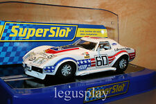 Slot SCX Scalextric Superslot S3152 Chevrolet Corvette L88 60 Aniversario - New