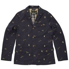 2013 BARBOUR ARDMORE BLAZER HERITAGE COLLECTION Navy Jacket Size M RRP £269