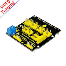 New! Sensor Shield Expansion Board V5 for Arduino