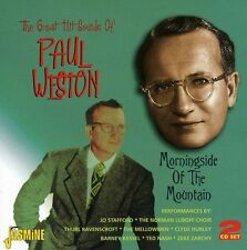 Morningside Of The Mountain - Paul Weston (2013, CD NEU)2 DISC SET