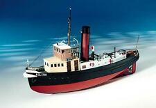 "Exquisite, RC Model Ship Kit by Caldercraft: the ""Alte Liebe Harbor Tug"""