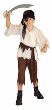 Rubies Halloween Child Pirate Boy Costume Large 12-14 Fits a 8-10 Year Old New