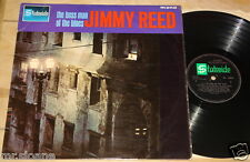 JIMMY REED ~ THE BOSS MAN OF THE BLUES ~ UK STATESIDE BLUES MONO LP 1964