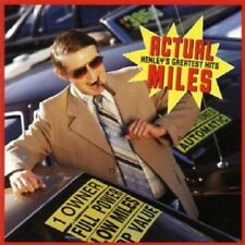 DON HENLEY - ACTUAL MILES-HENLEY'S GREATEST HITS  CD 13 TRACKS POP BEST OF  NEU