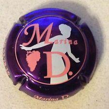 Capsule de Champagne MARINA D. (6. violet métallisé)