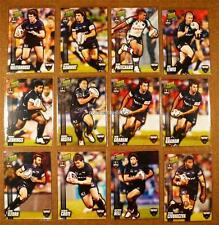 2010 NRL PENRITH PANTHERS SELECT CHAMPIONS TRADING CARDS FULL SET 12 Cards