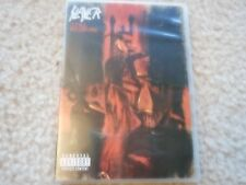 """SLAYER """"SILL REIGNING"""" DVD REIGN IN BLOOD LIVE"""