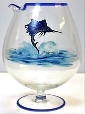 """""""Abercrombie & Fitch 'Blue Marlin' Carafe"""""""