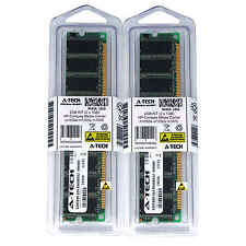 2GB KIT 2 x 1GB HP Compaq Media Center m1050e m1050y m1070 PC3200 Ram Memory