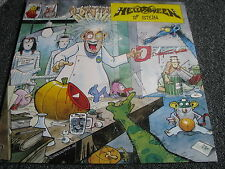 Helloween- Dr. Stein 12 inch Maxi LP-Made in Germany-N 0116-5-OIS-Noise-Metal
