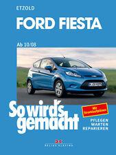 FORD FIESTA AB 2008 SO WIRDS GEMACHT 154 REPARATURANLEITUNG WARTUNGSHANDBUCH