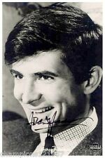 Anthony Perkins ++Autogramm++ ++Hollywood-Legende++