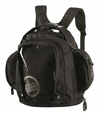 Icon Urban Magnetic Tank Bag Backpack Helmet Carrier Black Sport Street Bike